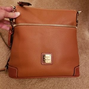 Dooney & Bourke Bags - Dooney and Bourke Pebble Leather Crossbody